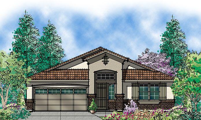单亲家庭 为 销售 在 Duarte Ranch - Austere 735 Ruby Hill Lane Oakley, California 94561 United States