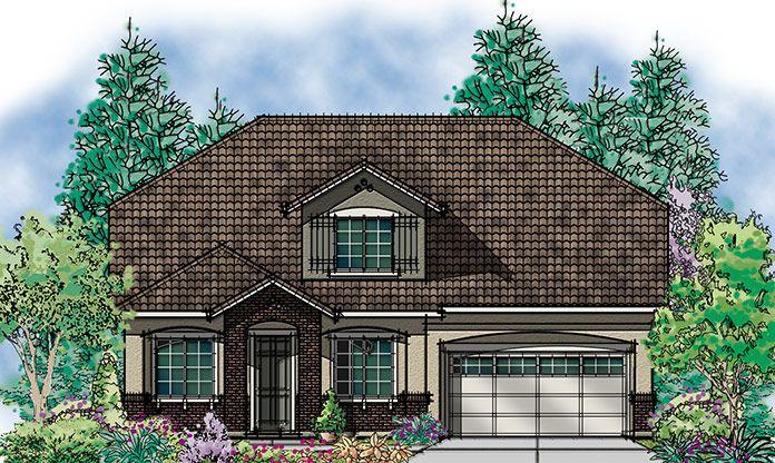 单亲家庭 为 销售 在 Duarte Ranch - Bordeaux 735 Ruby Hill Lane Oakley, California 94561 United States