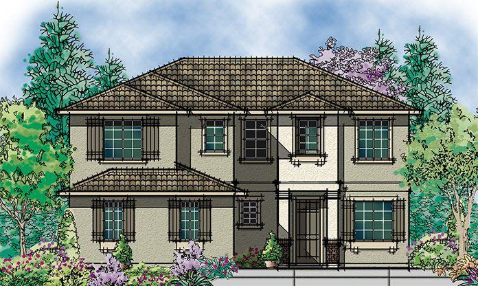 单亲家庭 为 销售 在 Duarte Ranch - Douro 735 Ruby Hill Lane Oakley, California 94561 United States