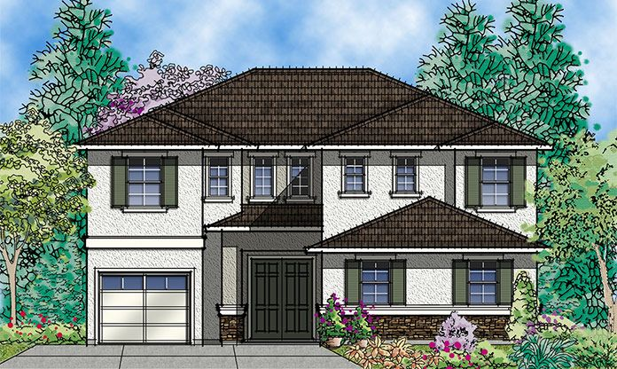 Single Family for Active at Reserve At Serenade - Davis 1821 Oldenburg Drive Fairfield, California 94534 United States
