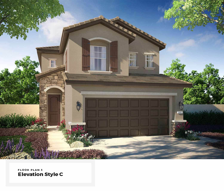 Photo of Plan 3 in Rialto, CA 92376
