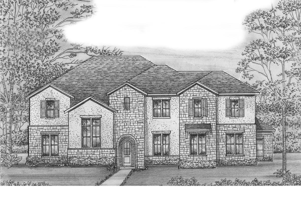Single Family for Active at King's Crossing - Beaumont - Sh 7412 5904 Middleton Drive Parker, Texas 75002 United States