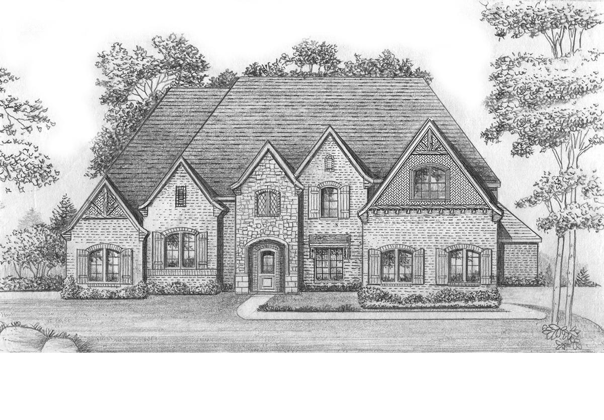 Single Family for Active at King's Crossing - Comanche - Sh 9204 5904 Middleton Drive Parker, Texas 75002 United States