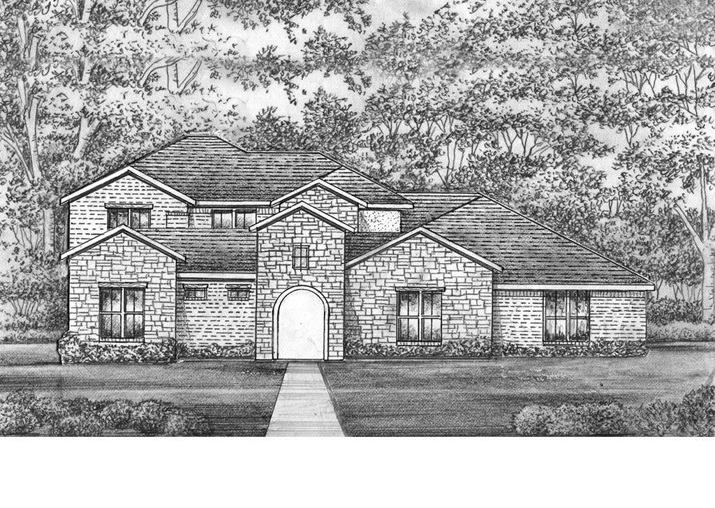 Single Family for Active at King's Crossing - Ingram - 7413 Pr 5904 Middleton Drive Parker, Texas 75002 United States