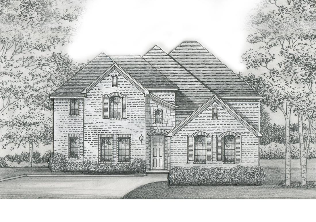 Single Family for Active at Estates At Rockhill - Phase 3 - Coleman - Sh 5249 697 Gannon Heights Little Elm, Texas 75068 United States