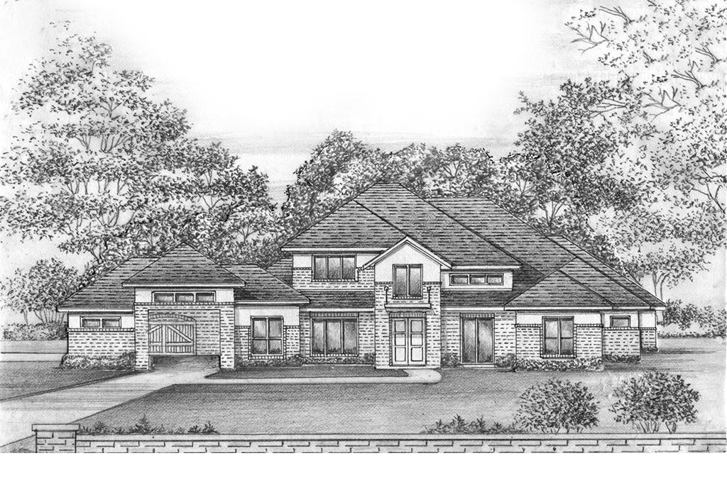 Single Family for Active at King's Crossing - Mabank - Sh 9406 5904 Middleton Drive Parker, Texas 75002 United States