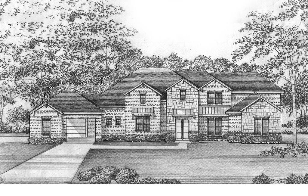 Single Family for Active at King's Crossing - Belton - Sh 9405 5904 Middleton Drive Parker, Texas 75002 United States