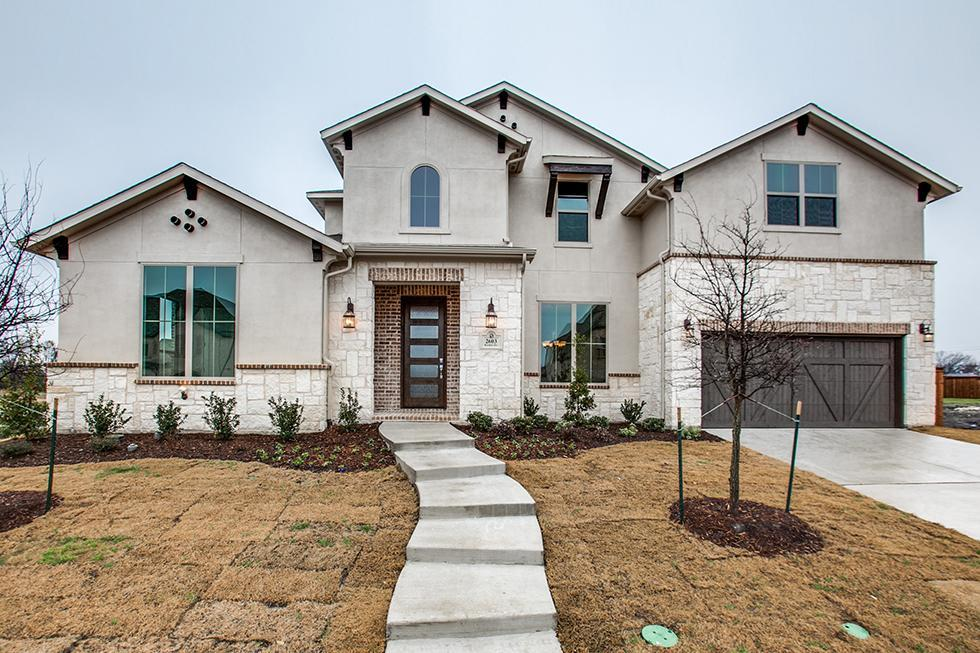2603 kermit drive wylie tx new home for sale