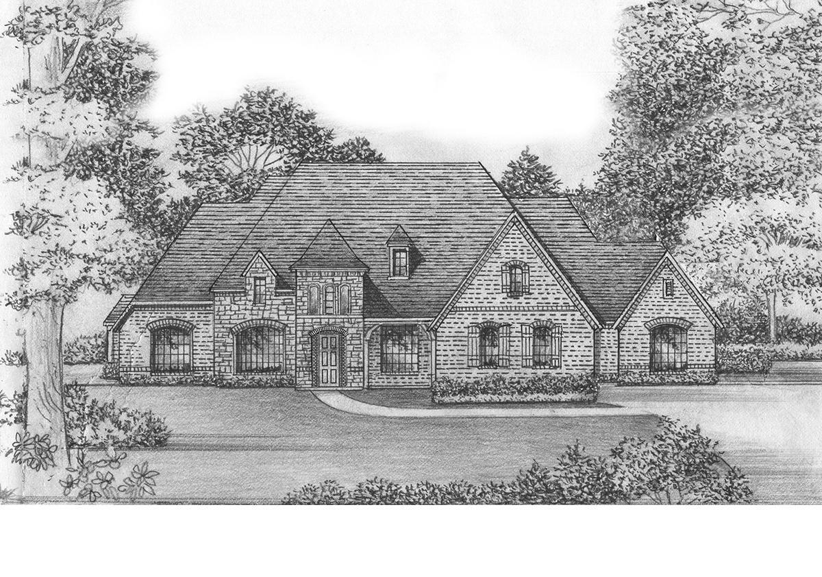 Parker Ranch Estates - Sh 9308 5202 Berwick Lane Parker, Texas 75002 United States