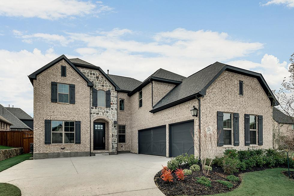 Single Family for Active at 105 Driscoll Lane Little Elm, Texas 75068 United States