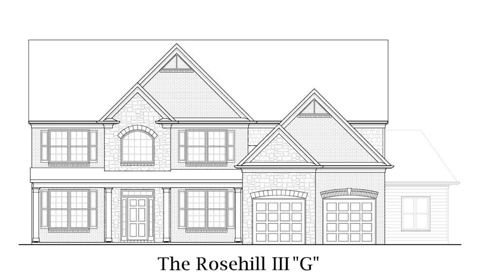 Single Family for Active at Windfaire - Rosehill Iii Eves Cir Roswell, Georgia 30076 United States