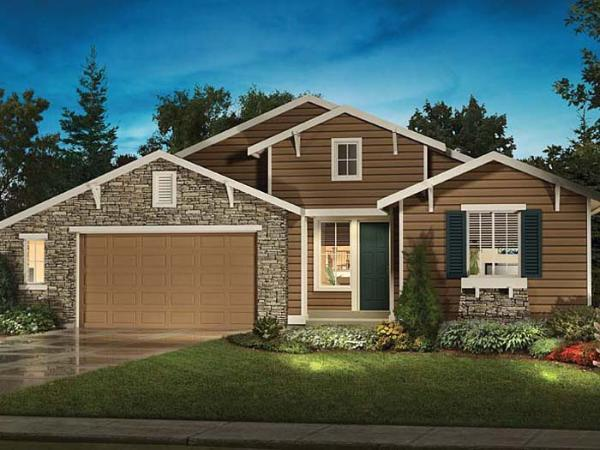 Single Family for Sale at Shea Homes At Jubilee - Genova 8536 Vashon Dr. Ne Lacey, Washington 98516 United States