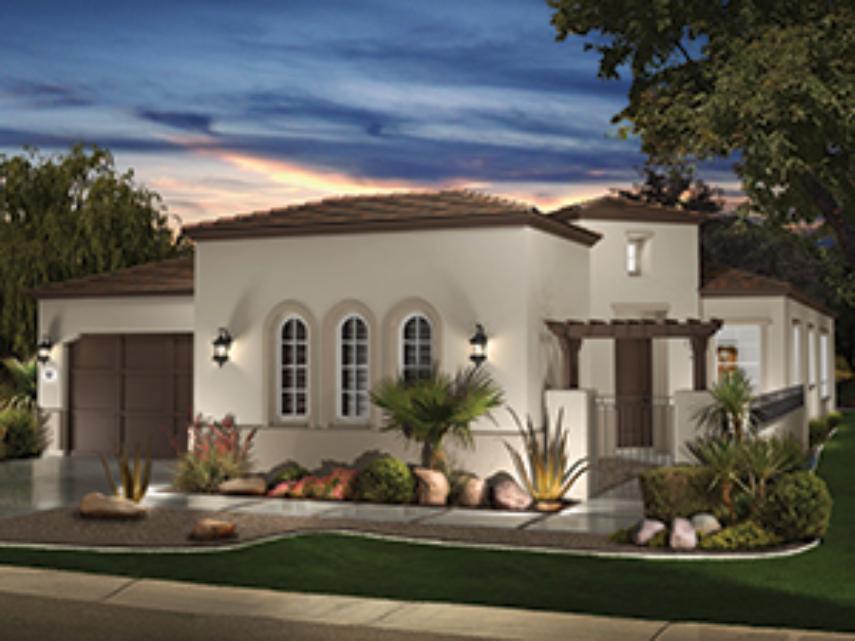 Single Family for Active at Captivate 139 E Orange Blossom Path San Tan Valley, Arizona 85140 United States