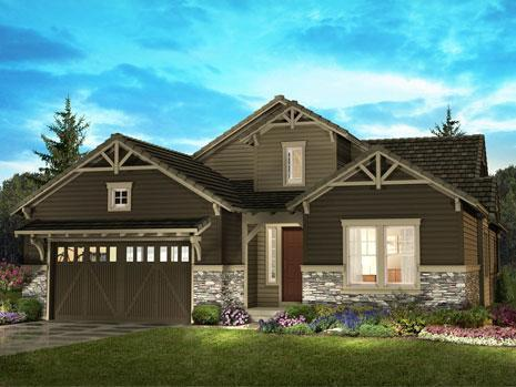 Single Family for Sale at Backcountry - Shadow Walk Collection - 4501 - Sunshower 266 Sandalwood Place Highlands Ranch, Colorado 80126 United States