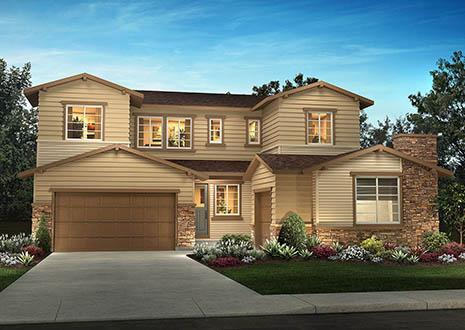 Single Family for Sale at Erie - Peakview Collection At Colliers Hill - 5104 - Trailside 50 Moonrise Court Erie, Colorado 80516 United States