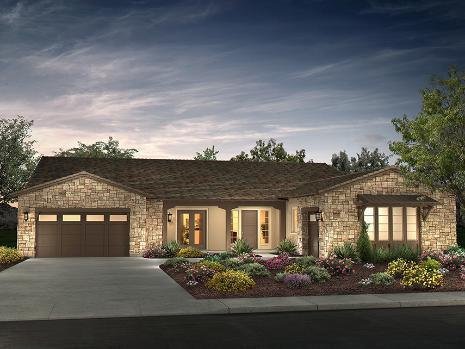 Additional photo for property listing at Vista Dorado - Vista Dorado Plan 2 2270 Reserve Drive Brentwood, California 94513 United States