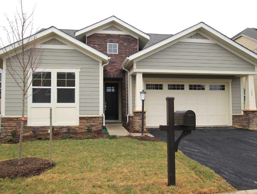 Single Family for Sale at Elate 102 Cottontail Drive Lake Frederick, Virginia 22630 United States