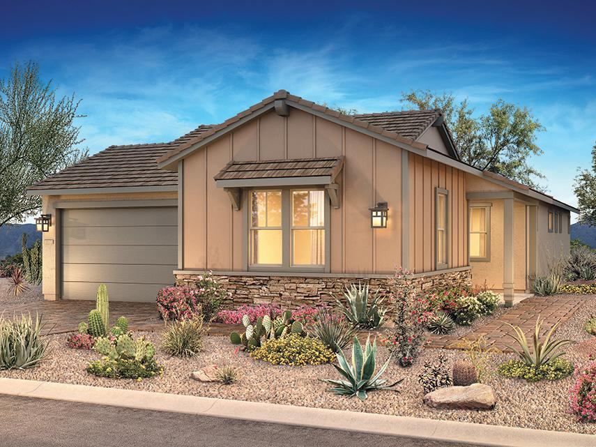 Trilogy at Wickenburg Ranch by Shea Homes