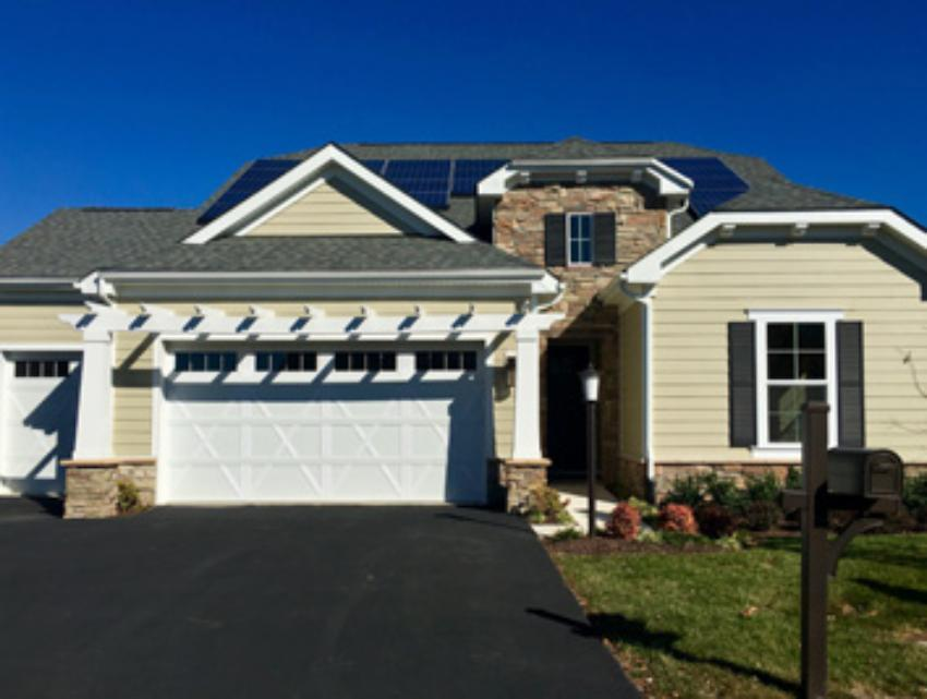 Single Family for Sale at Elate 104 Harvester Drive Lake Frederick, Virginia 22630 United States