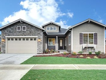 Shea homes at jubilee lacey wa washington 55 active for Jubilee home builders