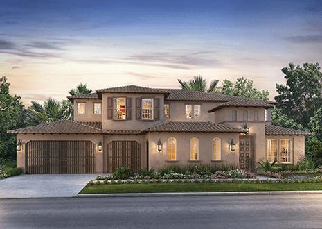 1312 vista avenue escondido california 92026 single family for Shea custom home plans