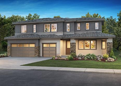 Single Family for Sale at Stepping Stone - Stonewalk Collection - 6005 - Dahlia 11296 Tango Lane Parker, Colorado 80134 United States