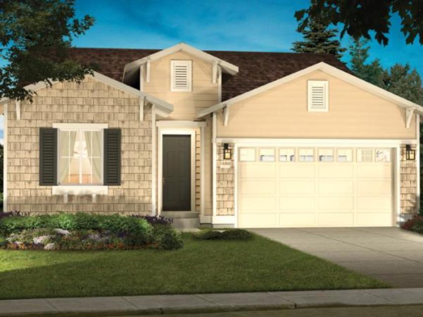 Single Family for Sale at Shea Homes At Jubilee - Nice 8536 Vashon Dr. Ne Lacey, Washington 98516 United States