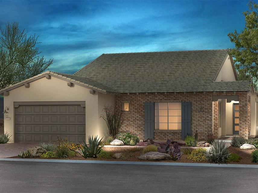 Single Family for Sale at Trilogy At Wickenburg Ranch - Alisal 3312 Maverick Drive Wickenburg, Arizona 85390 United States