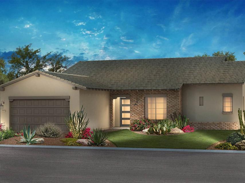 Single Family for Sale at Brasada 3770 Gold Rush Court Wickenburg, Arizona 85390 United States
