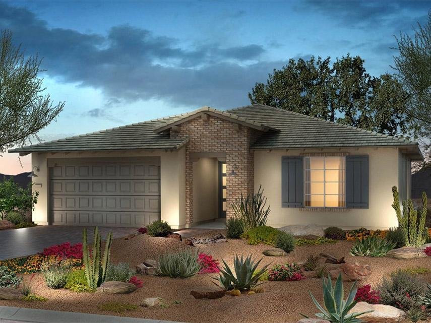 Single Family for Active at Cypress 3695 Ridgeview Terrace Wickenburg, Arizona 85390 United States