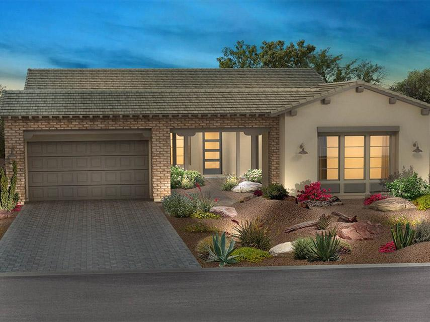 Single Family for Sale at Trilogy At Wickenburg Ranch - Latigo 3312 Maverick Drive Wickenburg, Arizona 85390 United States