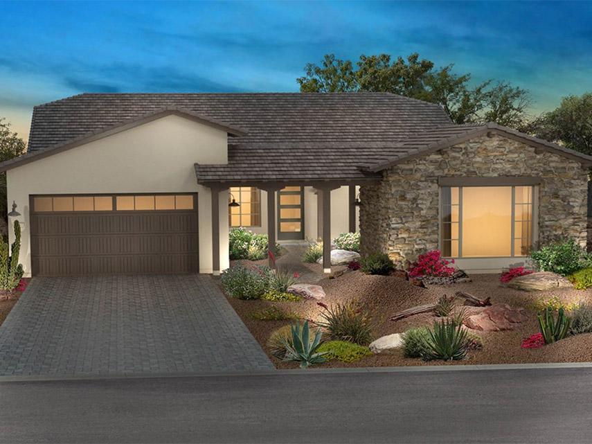 Single Family for Active at Latigo 3765 Ridgeview Terrace Wickenburg, Arizona 85390 United States