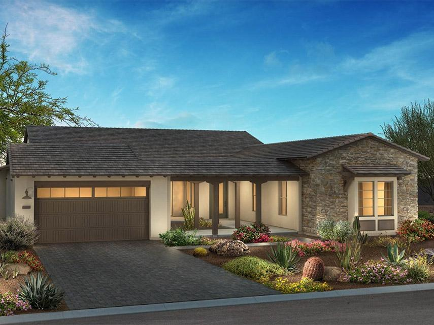 Single Family for Sale at Trilogy At Wickenburg Ranch - Lyra 3312 Maverick Drive Wickenburg, Arizona 85390 United States