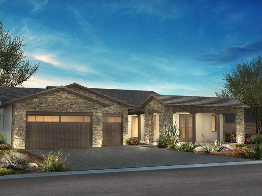 Single Family for Sale at Trilogy At Wickenburg Ranch - Orion 3312 Maverick Drive Wickenburg, Arizona 85390 United States
