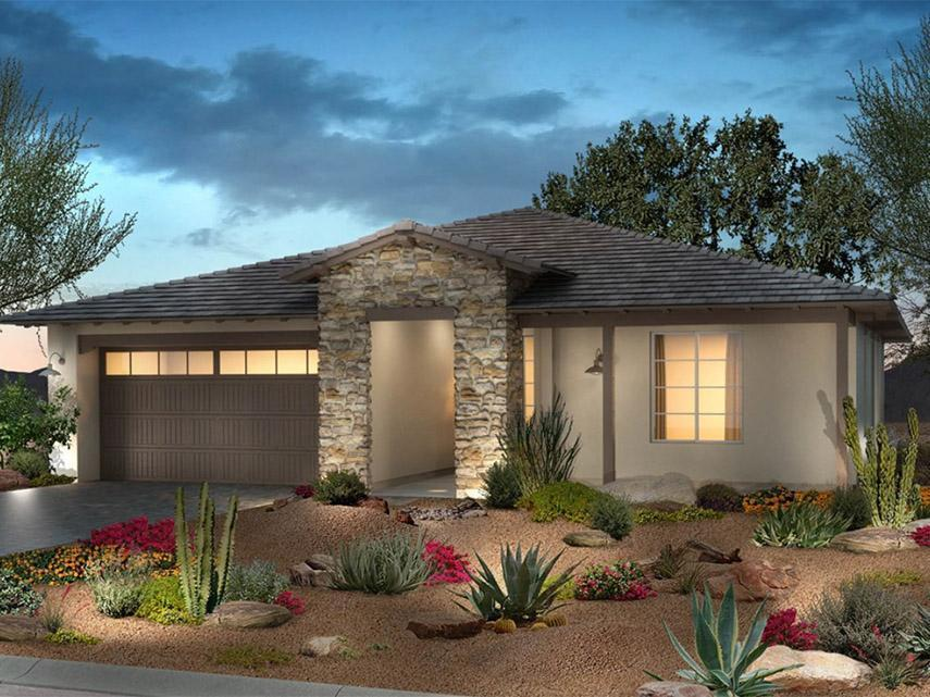 Single Family for Sale at Cypress 3670 Stampede Drive Wickenburg, Arizona 85390 United States