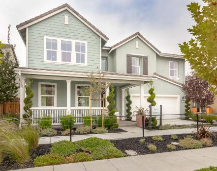 Single Family for Sale at Mountain House - Ashford - Ashford Plan 2 1119 Vecindad Street Mountain House, California 95391 United States