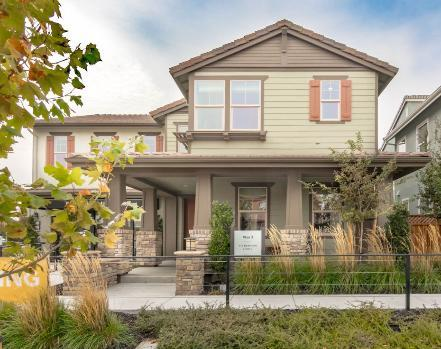 Single Family for Sale at Mountain House - Ashford - Ashford Plan 3 1119 Vecindad Street Mountain House, California 95391 United States