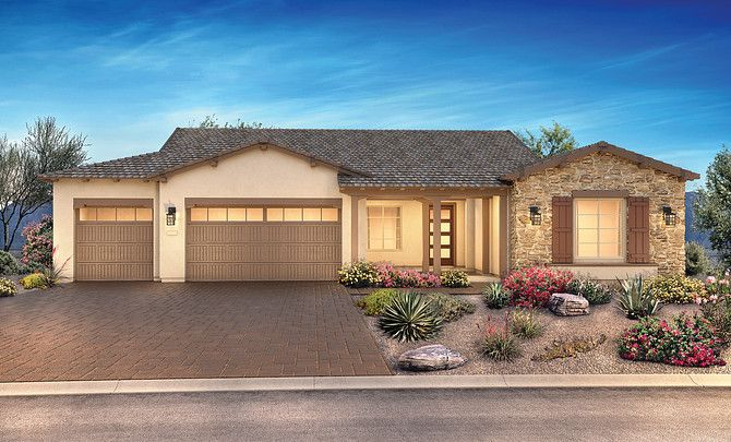 Single Family for Active at Trilogy At Verde River - Dorado 28525 N Verde River Way W Rio Verde, Arizona 85263 United States