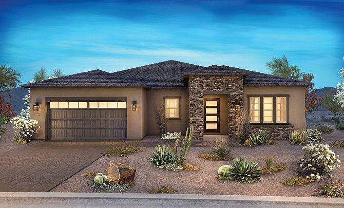 Single Family for Active at Cordoba 17864 E. Stocking Tr. Rio Verde, Arizona 85263 United States
