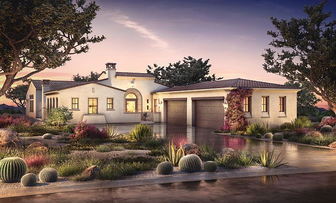 Single Family for Active at One Oak - Plan 3 3560 James Court Encinitas, California 92024 United States