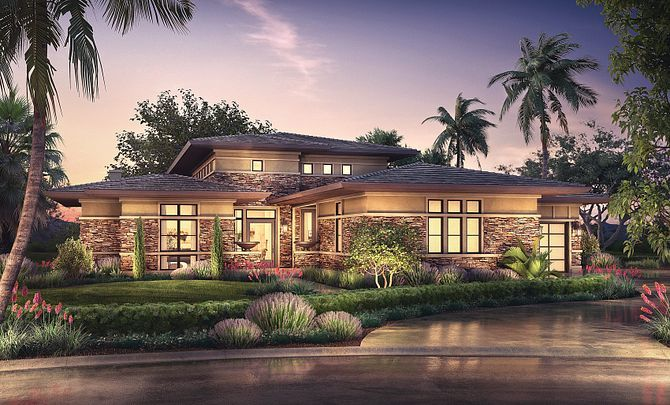 Single Family for Active at One Oak - Plan 5 3560 James Court Encinitas, California 92024 United States