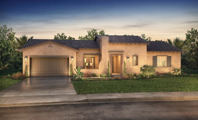 Single Family for Active at Vista Del Cielo - Plan 2 3203 Corte Melano Chula Vista, California 91914 United States