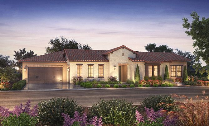 Single Family for Active at Wedgewood - Residence 2 5988 Organza Drive Yorba Linda, California 92886 United States