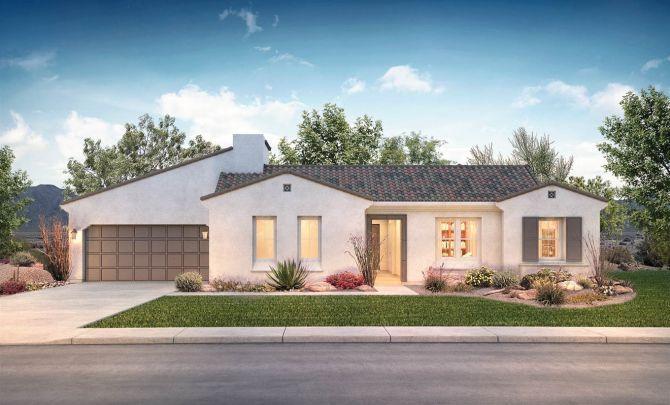 单亲家庭 为 销售 在 The Reserves - Residence 4 1670 E Gillcrest Rd Gilbert, Arizona 85298 United States