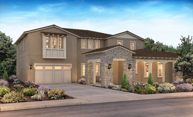 Single Family for Active at Lark Hill - Plan 2 1989 Old Vine Place Brentwood, California 94513 United States