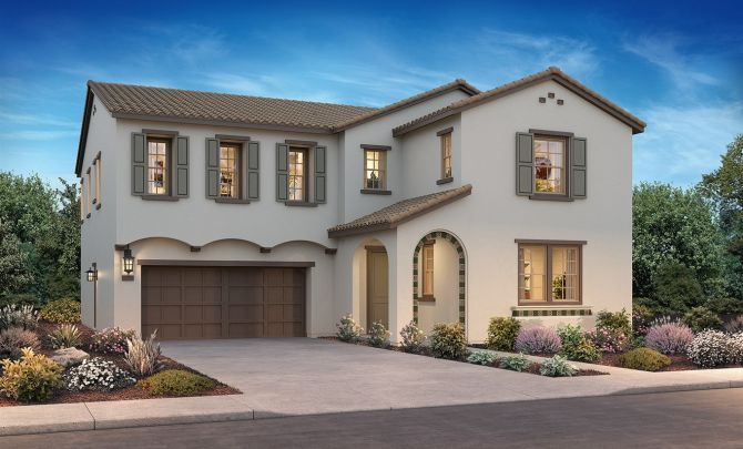 Single Family for Active at Ashford At Mountain House - Plan 3 1119 Vecindad Street Mountain House, California 95391 United States