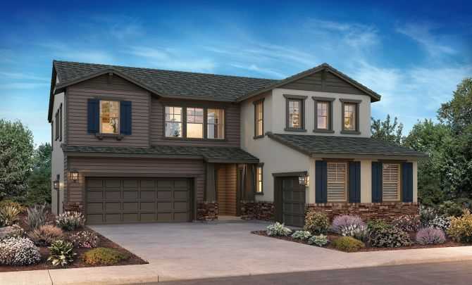 Single Family for Active at Ashford At Mountain House - Plan 4 1119 Vecindad Street Mountain House, California 95391 United States