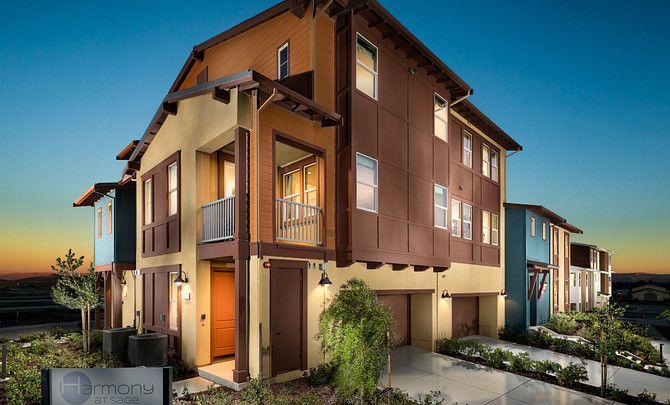 单亲家庭 为 销售 在 Harmony At Sage - Plan 3 103 Tranquility Circle Livermore, California 94551 United States