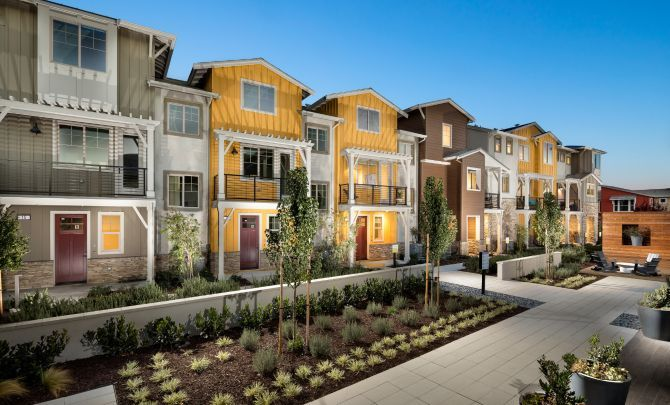 Multi Family for Active at Synergy At Sage - Plan 5 103 Tranquility Circle Livermore, California 94551 United States