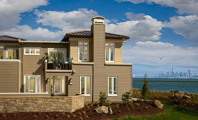 Single Family for Active at Waterline - Plan 2b 101 Seacliff Drive Point Richmond, California 94801 United States